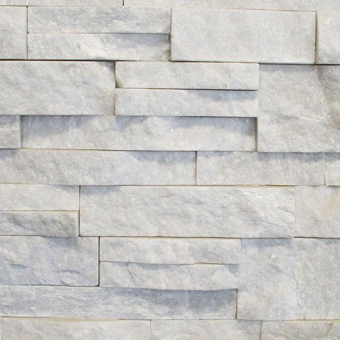 TS Natural Stone - Ledge - Snow White