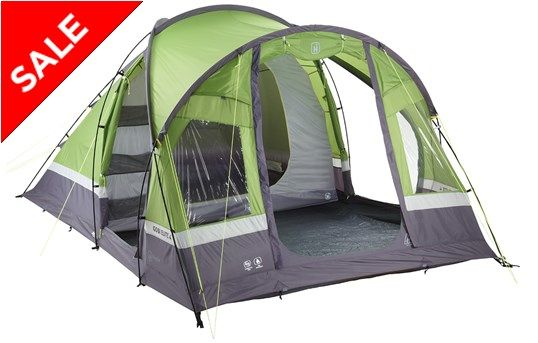 Hi Gear Gobi Elite 4 Family Tent