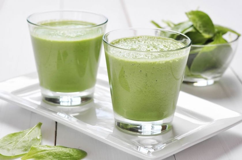 retete smoothie verde