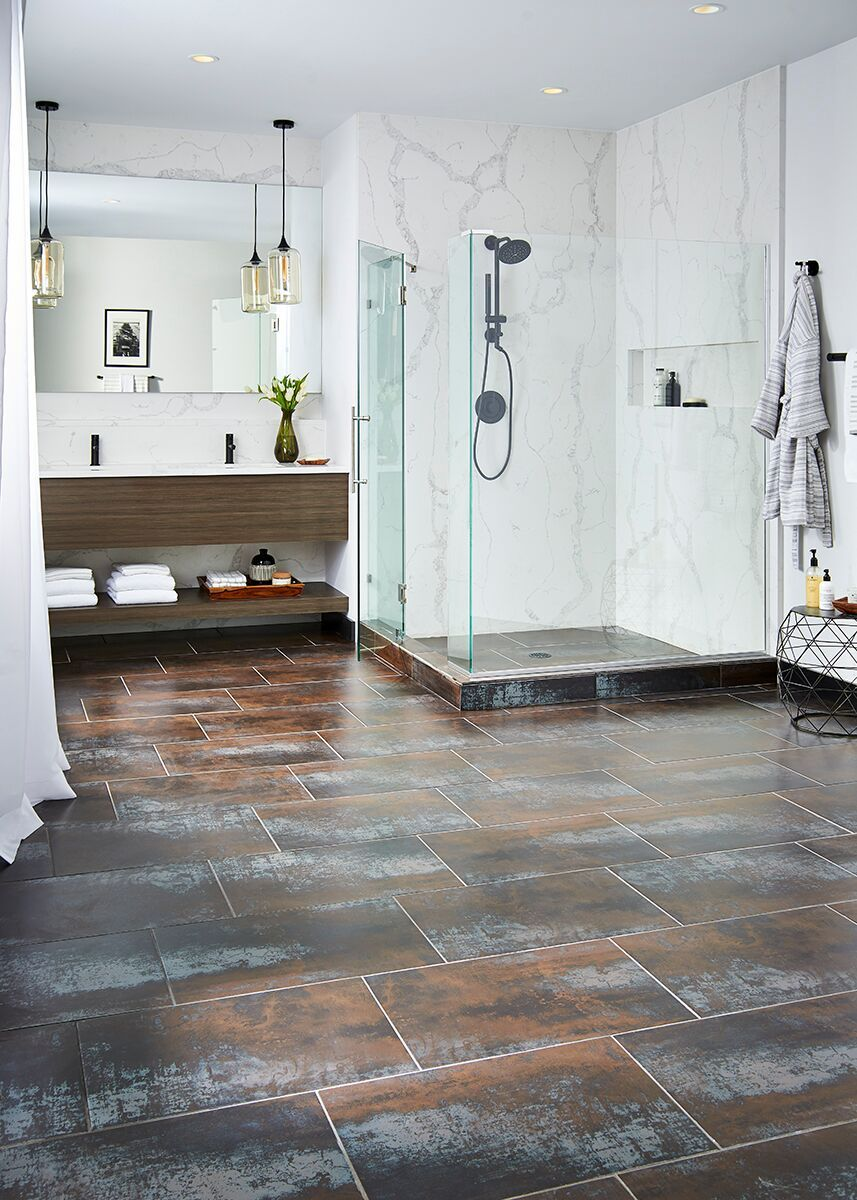 Saturn coal is a copper glazed porcelain tile that features a saturn coal is a copper glazed porcelain tile that features a glaze that highlights the rust dailygadgetfo Gallery