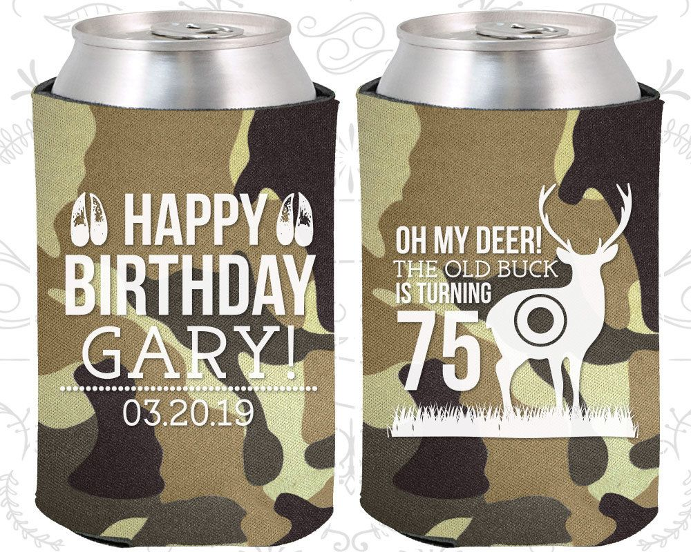 75th Birthday Ideas Party Favors Items