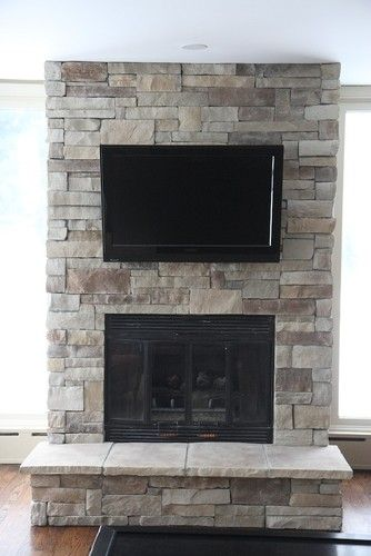 stone fireplace design pictures remodel decor and ideas page 9 rh pinterest com