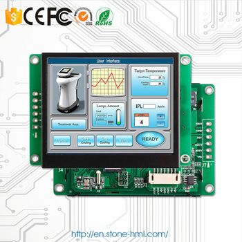 TFT LCD Module 10.4 Resistive Touch Screen Display with Software + Controller #touchscreendisplay