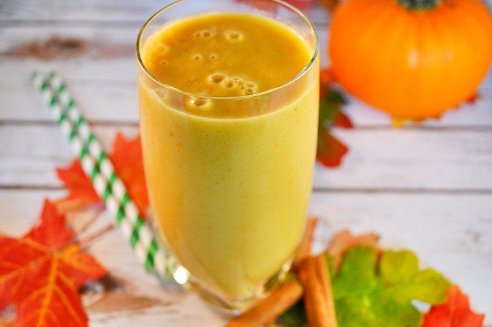 Blendfresh Vegan Pumpkin Milkshake, Delicious, easy &too!