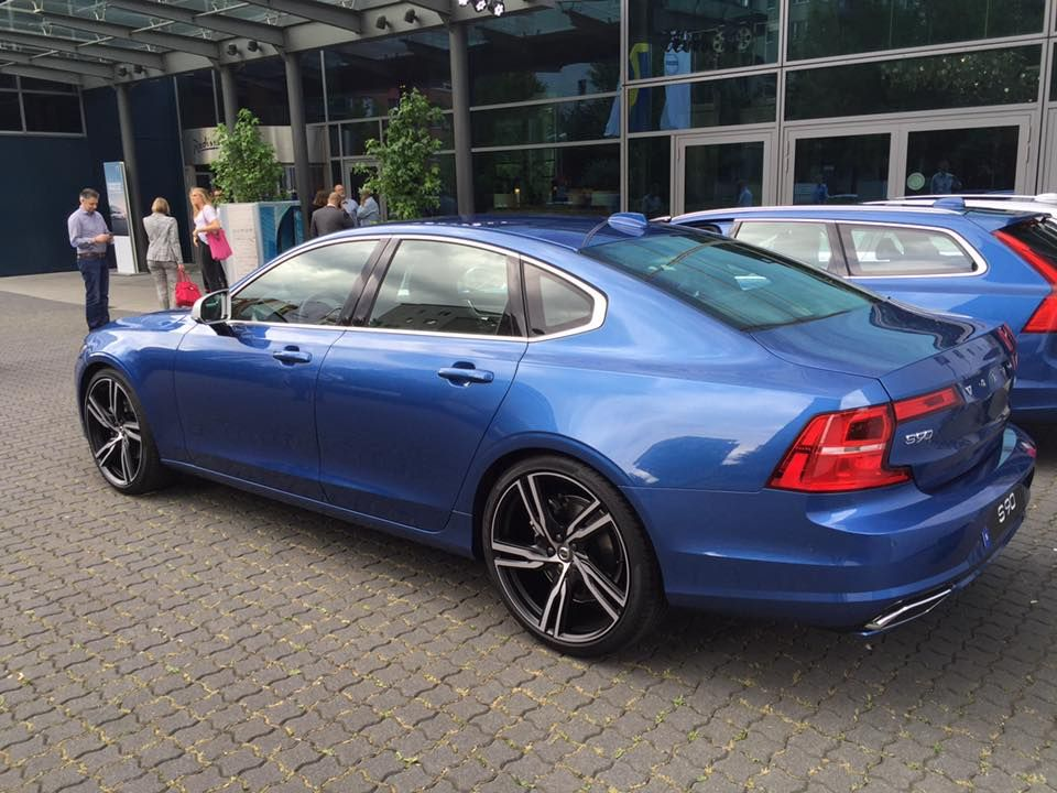 new volvo s90 r design automotive pinterest volvo s90 volvo and cars. Black Bedroom Furniture Sets. Home Design Ideas