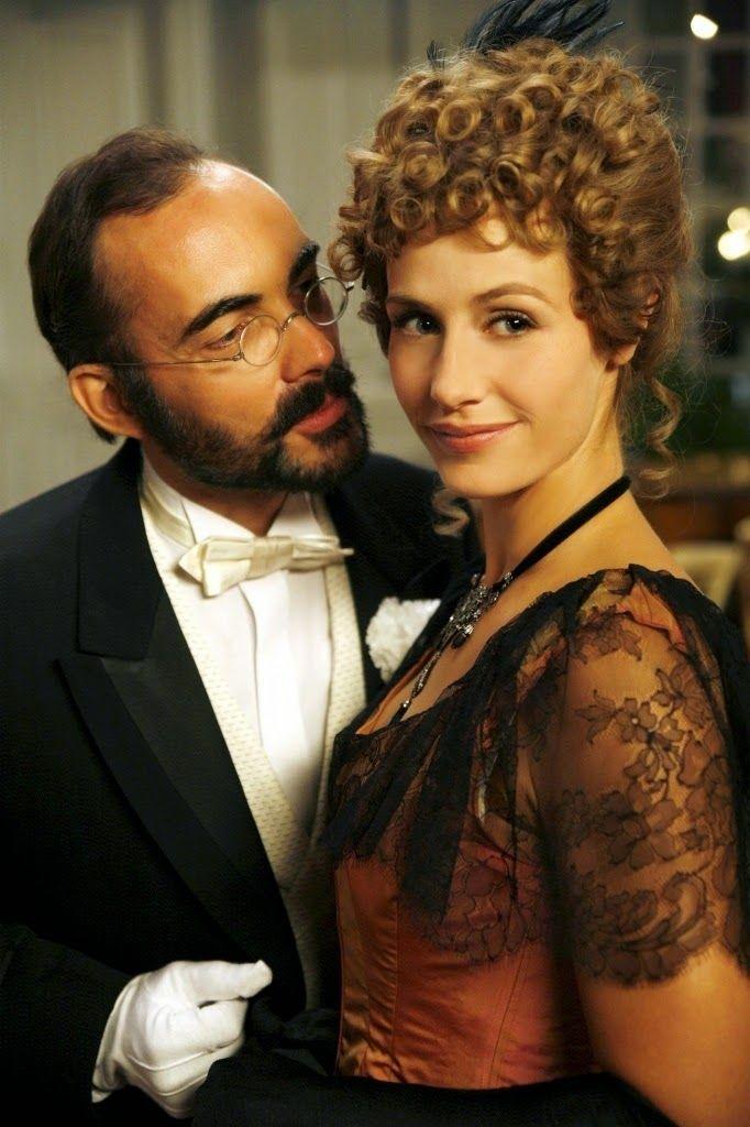007 Mathilde Loisel and Monsieur Loisel together. Monsieur