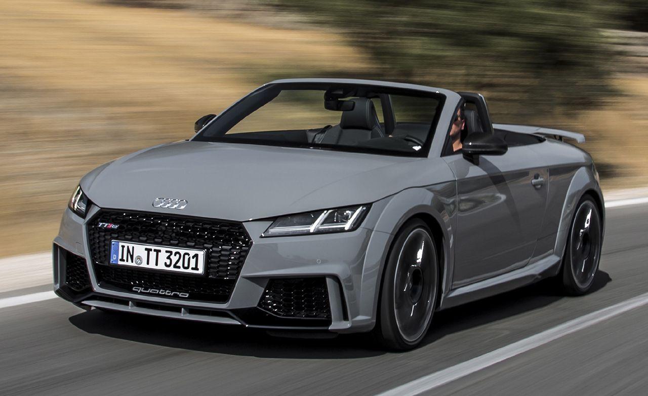 2018 Audi Tt Rs Roadster Audi Tt Rs Audi Tt Audi Tt Roadster