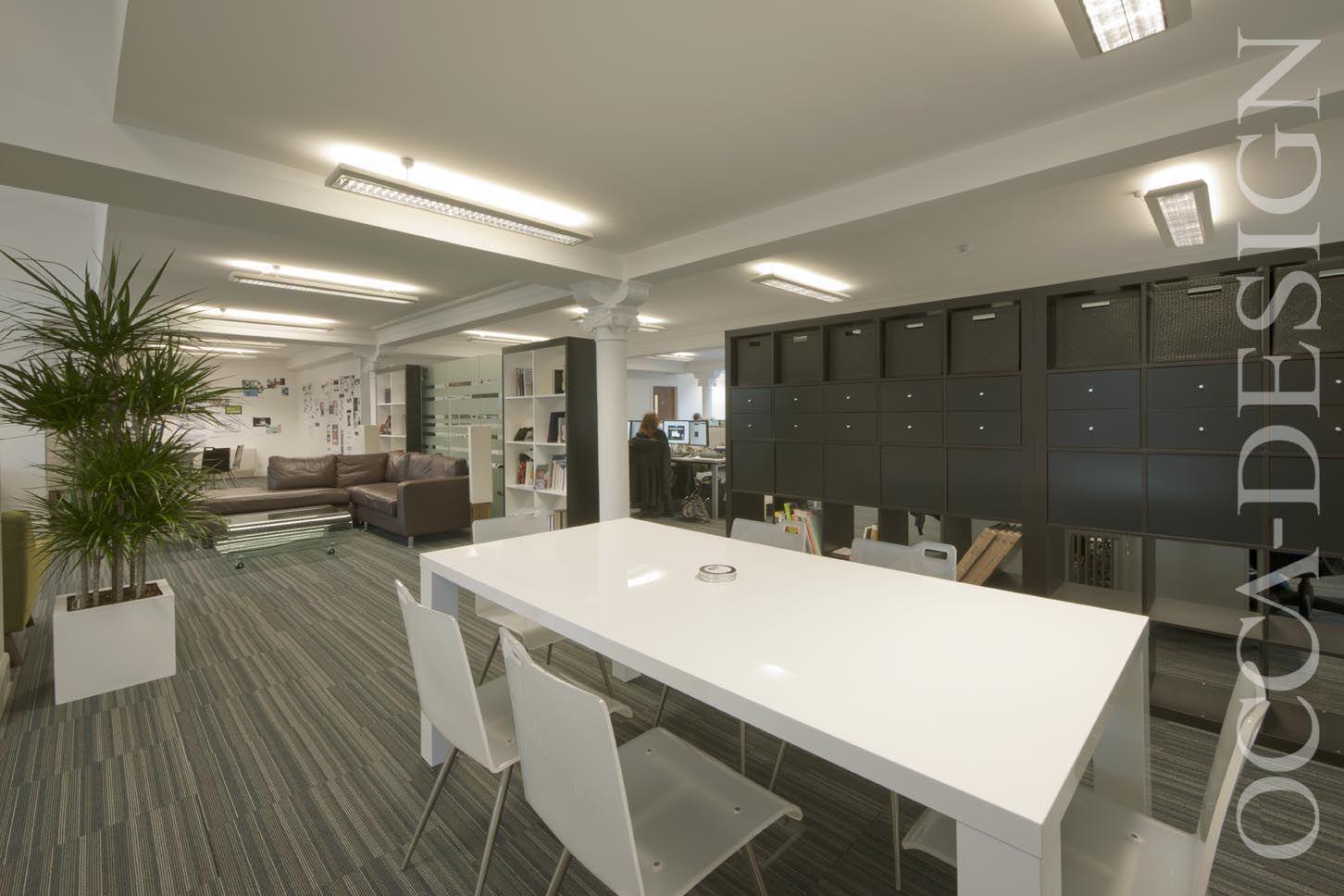 Digital marketing offices office interior design glasgow listed building contemporary for Interior design marketing plan
