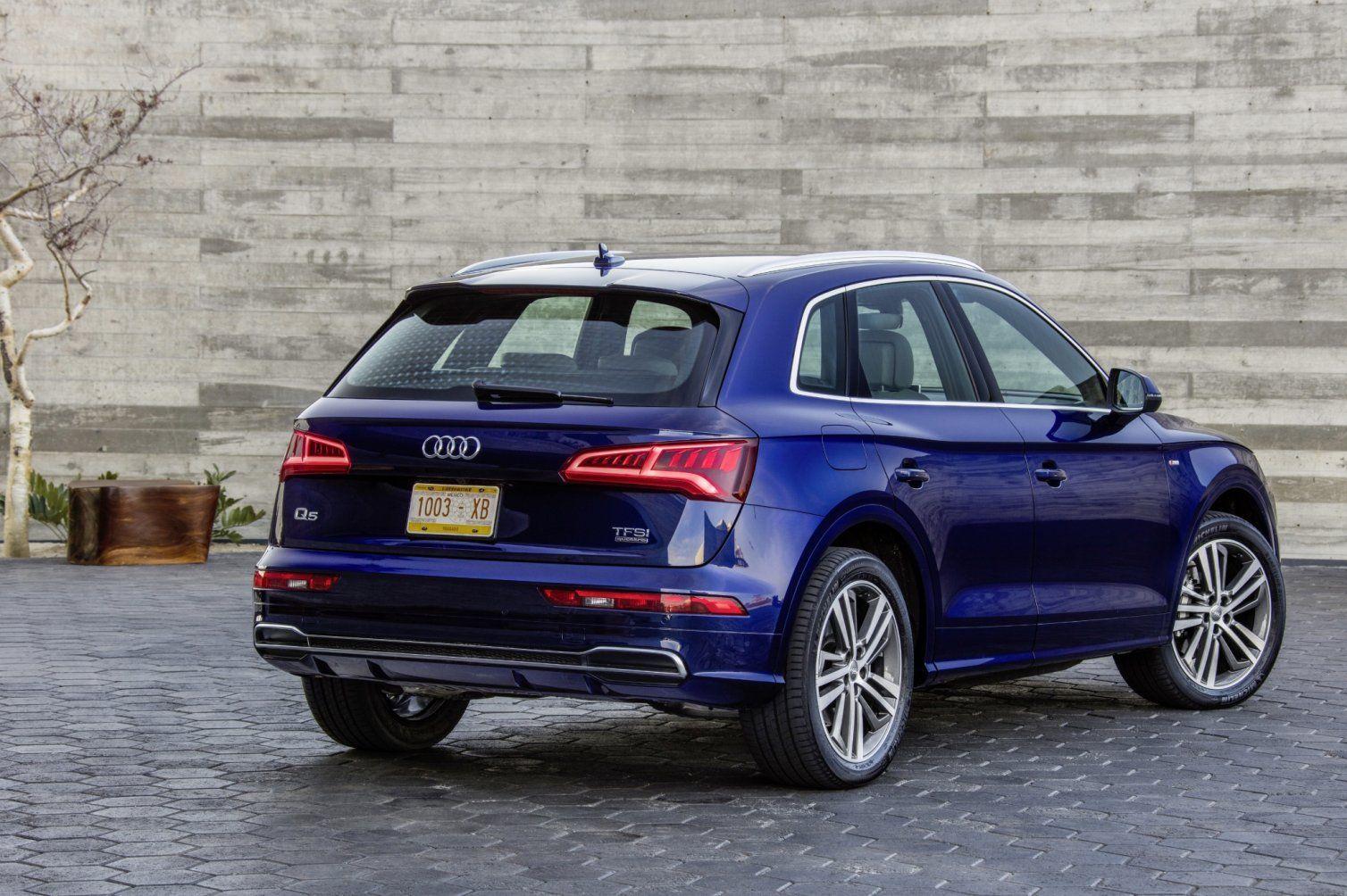 2017 New Audi Q5