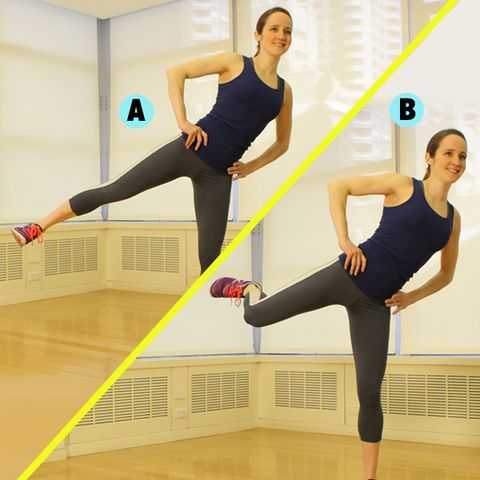 5 stability moves that tone your abs and legs  stability