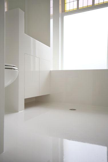 Naadloze badkamers en voegloze badkamers | badkamerinspiratie GdH ...