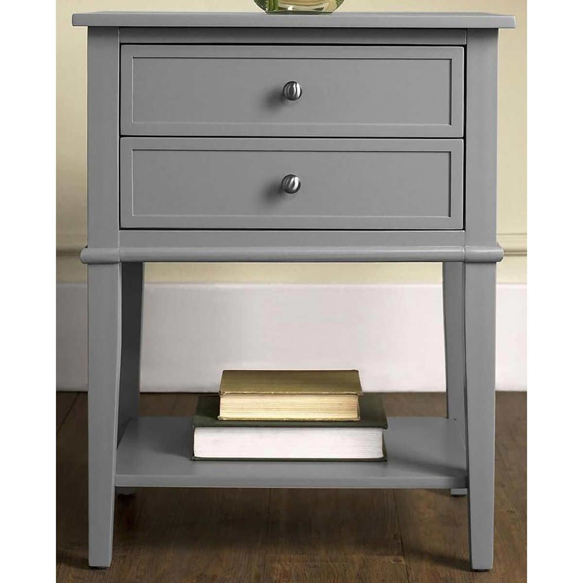 Costco.ca 139 Grey side table, Table, Side table