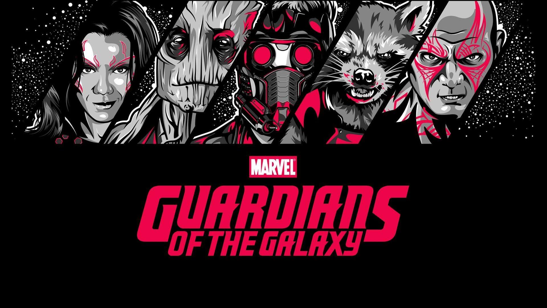 Guardians Of The Galaxy Galaxy Comics Guardians Of The Galaxy Marvel Wallpaper