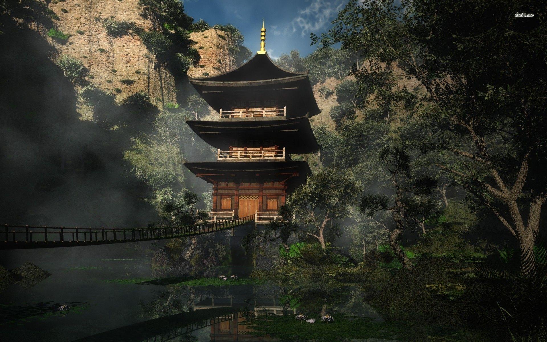 japan architecture wallpaper - photo #23