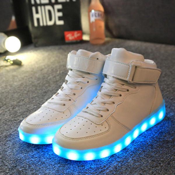 New LED Luminous Sneakers SE6562