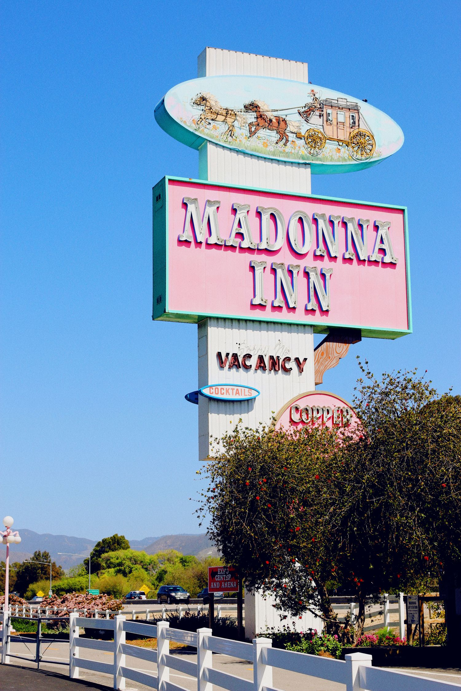 Madonna inn 2014 unusual hotels madonna summer road trip
