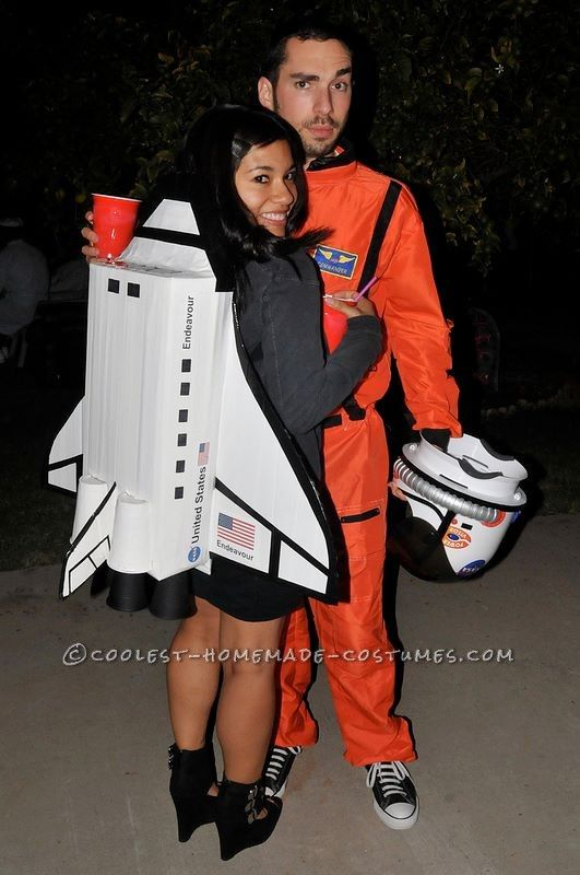 Out of this World Space Shuttle Endeavour Costume... This ...