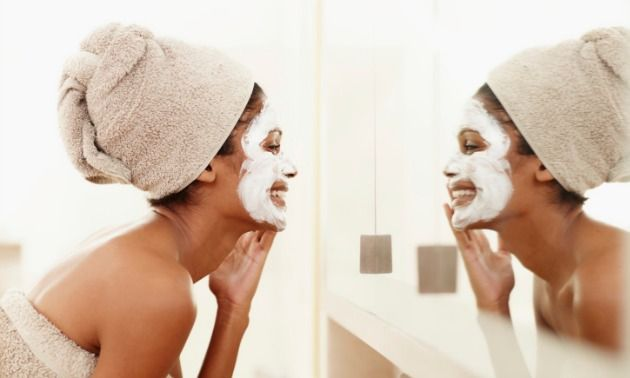 The Perfect Way To Tighten Those Aging Pores On Your Face