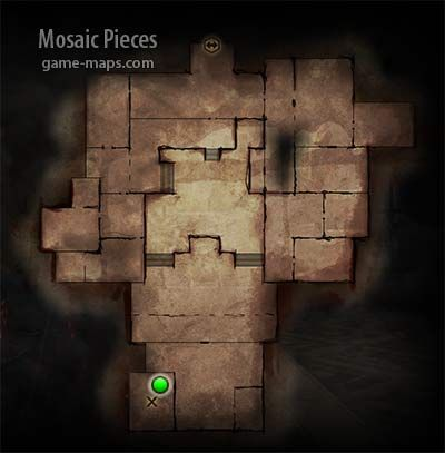 Mosaic Pieces In Dragon Age Inquisition Locations Of Mosaic