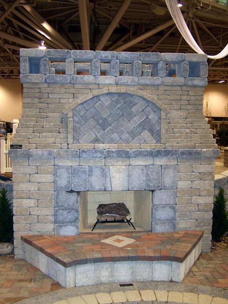مداخن خارجية لحديقتك الجميلة جمال المدخنة Outdoor Fire01 Jpg Home Decor Fireplace Decor