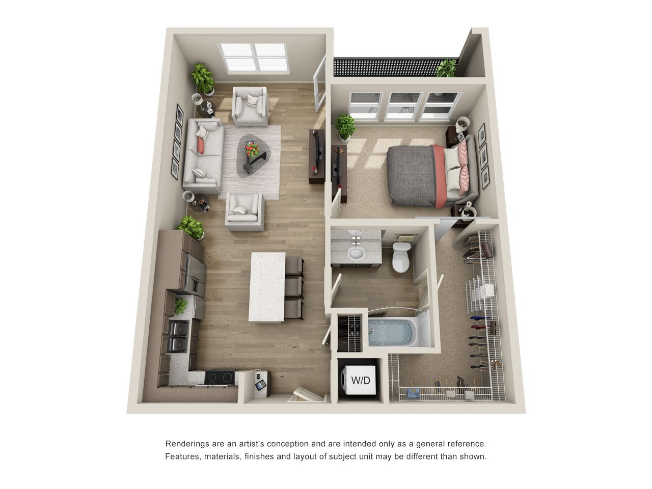 A4 1x1 821 Sq Ft Sims House Plans Modern House Floor Plans Small House Plans