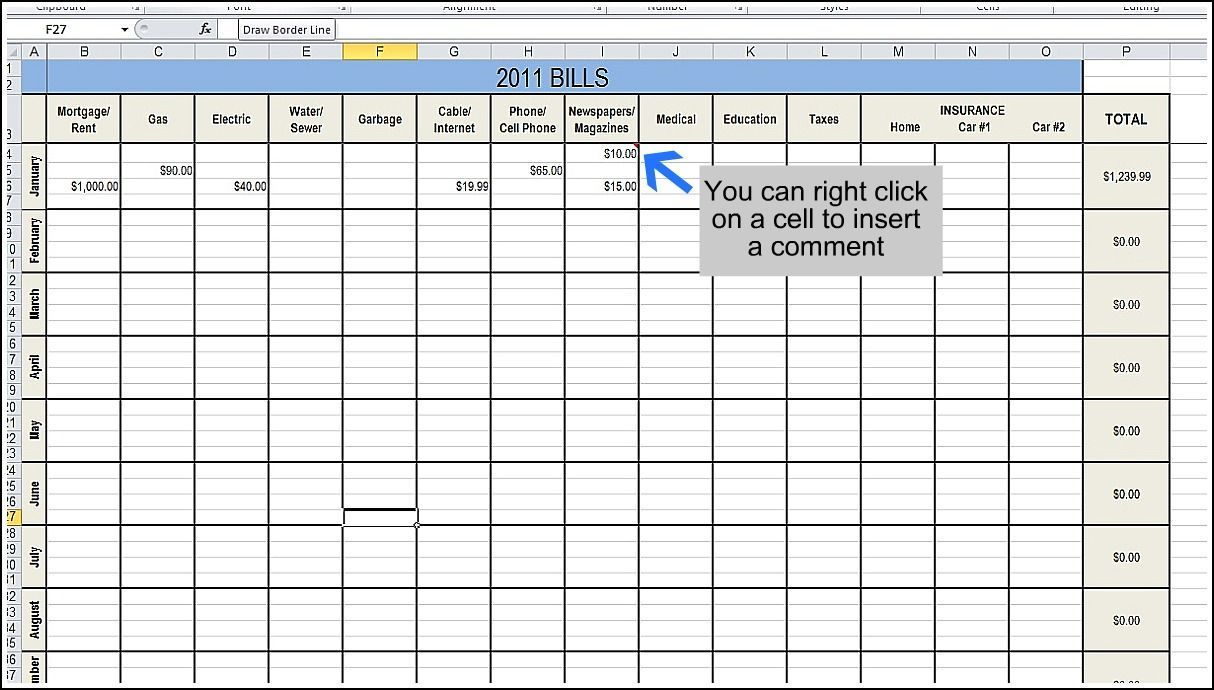 Microsoft Office Expense Report Template Awesome I Need A Better Way To Budget And I Think I Like The Excel File She .