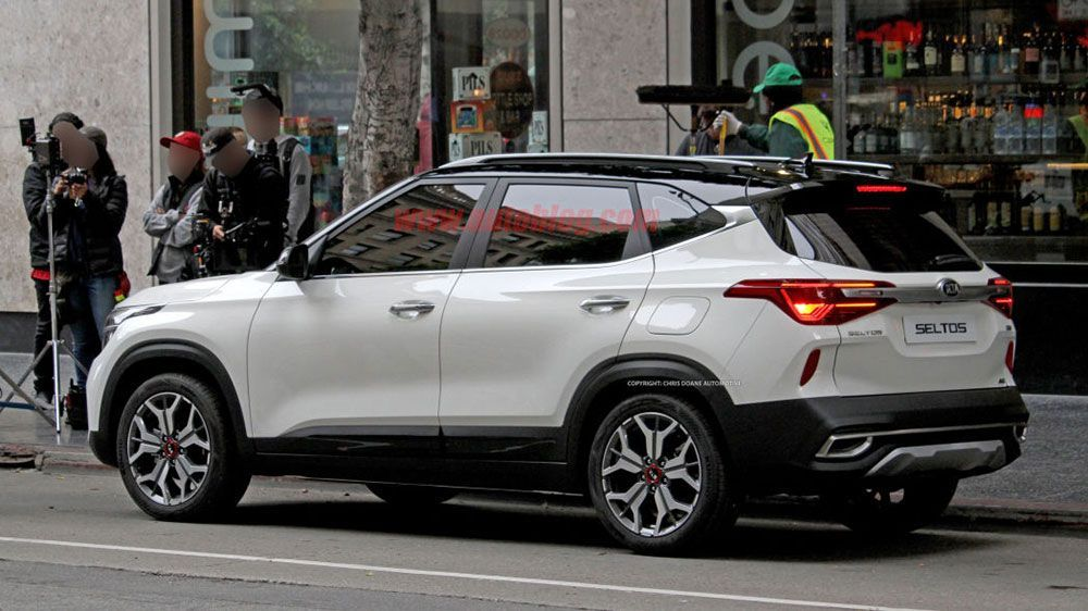 Kia Seltos Name Of Kia S Upcoming Mid Suv Small Suv Kia Compact Crossover