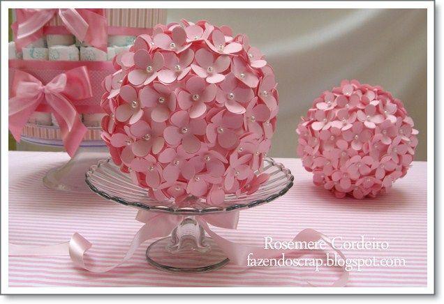 Pomander    http://www.antesduranteedepois.com.br/pomander-ou-bola-de-flores#
