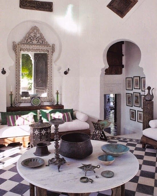 This Is The House Of Celebrated French Interior Designer Frédéric Méchiche In Provence