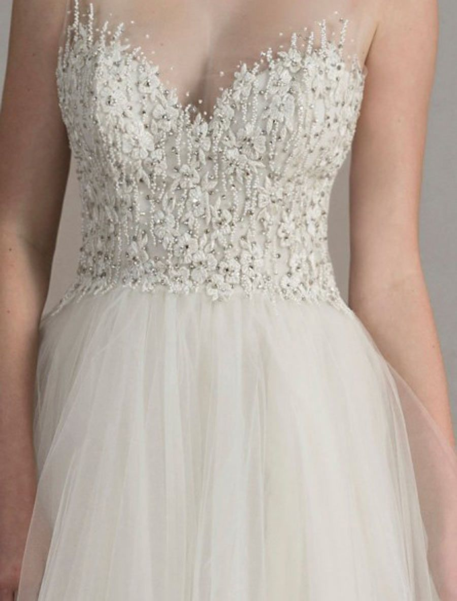 Discounted Designer Wedding Dresses Up to 18 Off Retail   Your ...