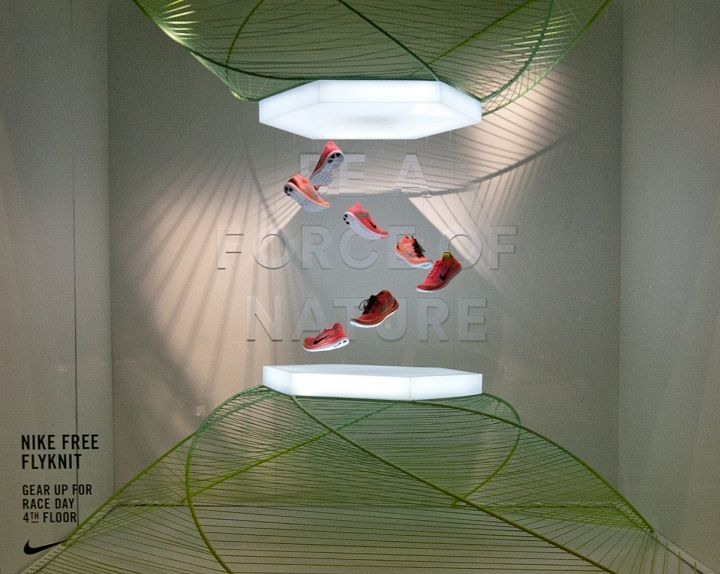 boutique nike galerie lafayette