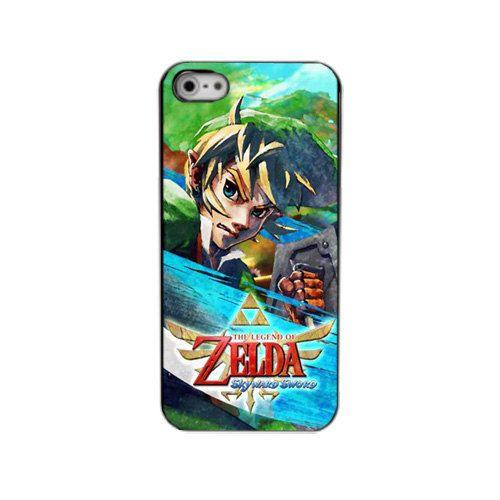 Legend of Zelda iPhone Case iPhone 5 Case by CaseKingdom