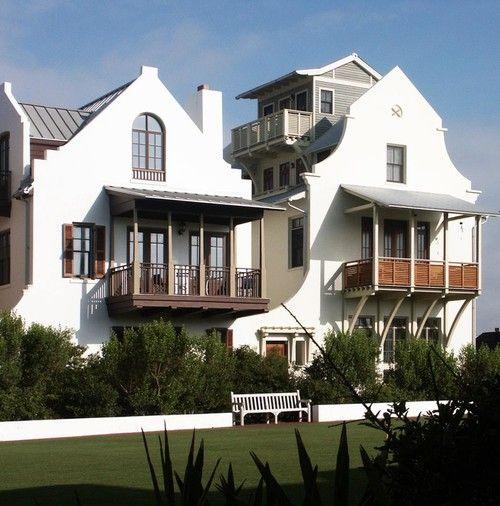 Rosemary Beach Residence, FL. Starr Sanford Design