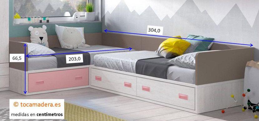 Letti A Mini Castello.Pin De Annalisa En Casa Nuova En 2020 Camas Infantiles Camas