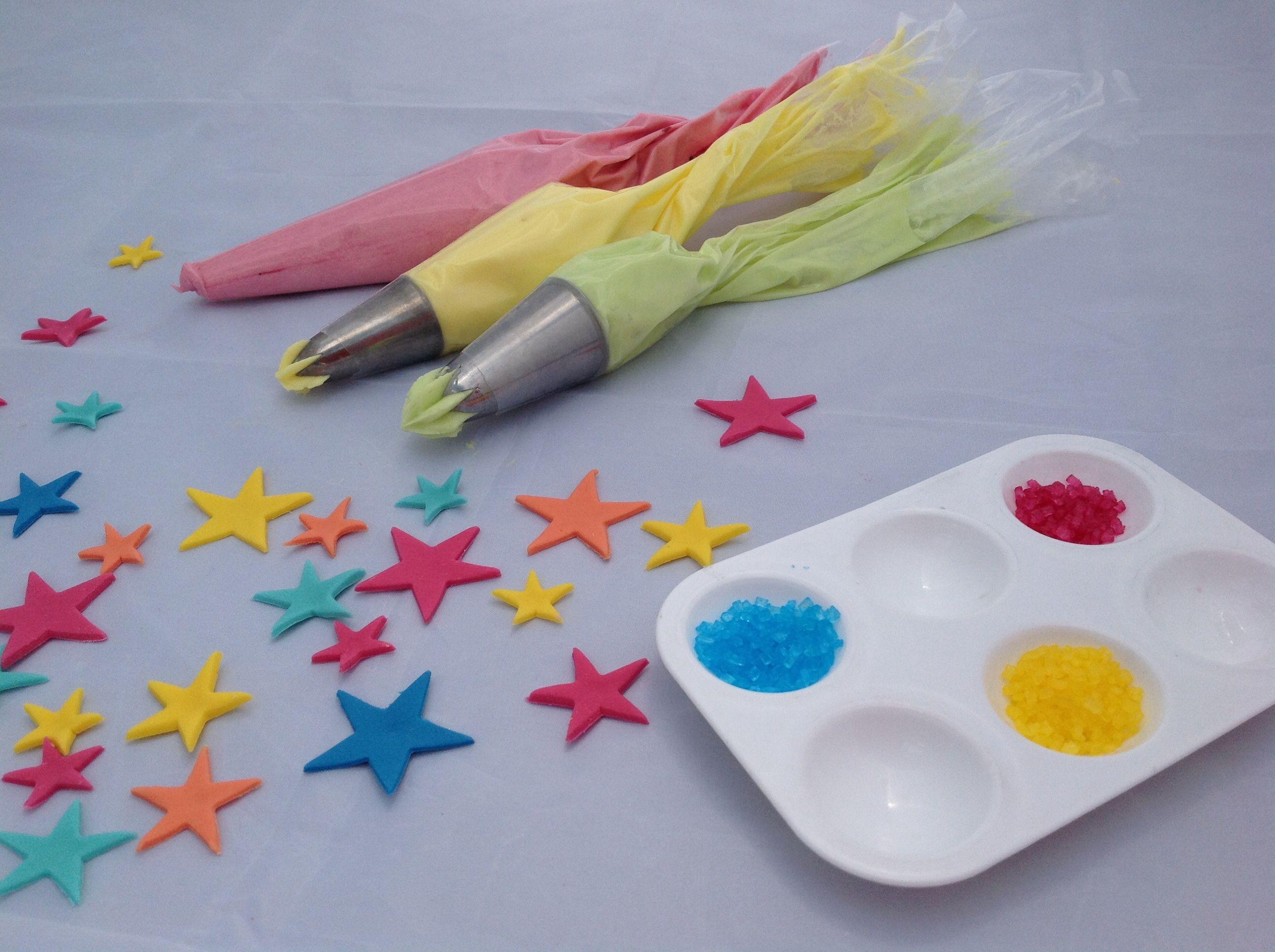 Ready to Decorate cupcakes | Cupcakes decoration, Handmade ...