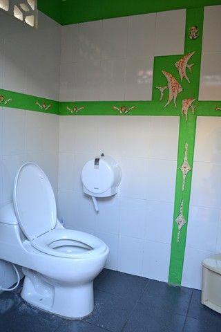 "Detalle baño ""Mar verde"""