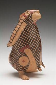 Rabbit by Nicholas Ortiz. The Grice Collection of Native American Art