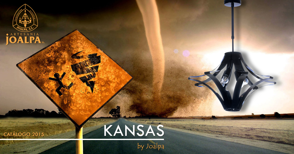 KANSAS, tan brava y única como un potente tornado en tierra de Texas. KANSAS, So brave and exclusive as a powerful tornado in Texas's land. #CatalogoJoalpa2015 #MeGustaJoalpa