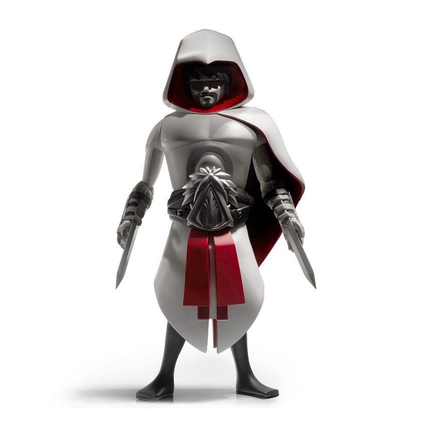 Assassin's Creed : Ezio Auditore Figurine by COARSE #assassinscreed #ezioauditore #coarse #coarsetoys #fatsuma #fatsumatoys #designertoy