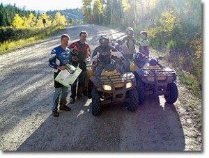 Atv Rentals Tours Recreation Ventures Snowmobile Atv