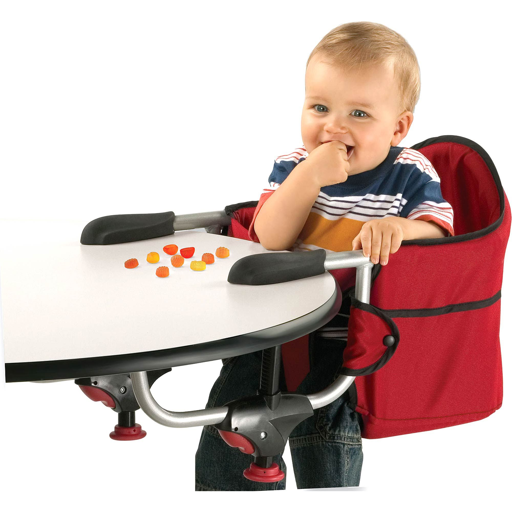 The Chicco Caddy Hook On Chair Is The Perfect Travel Highchair To