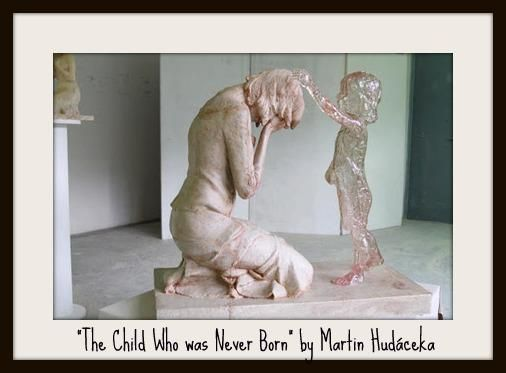 Image result for the child who was never born monument