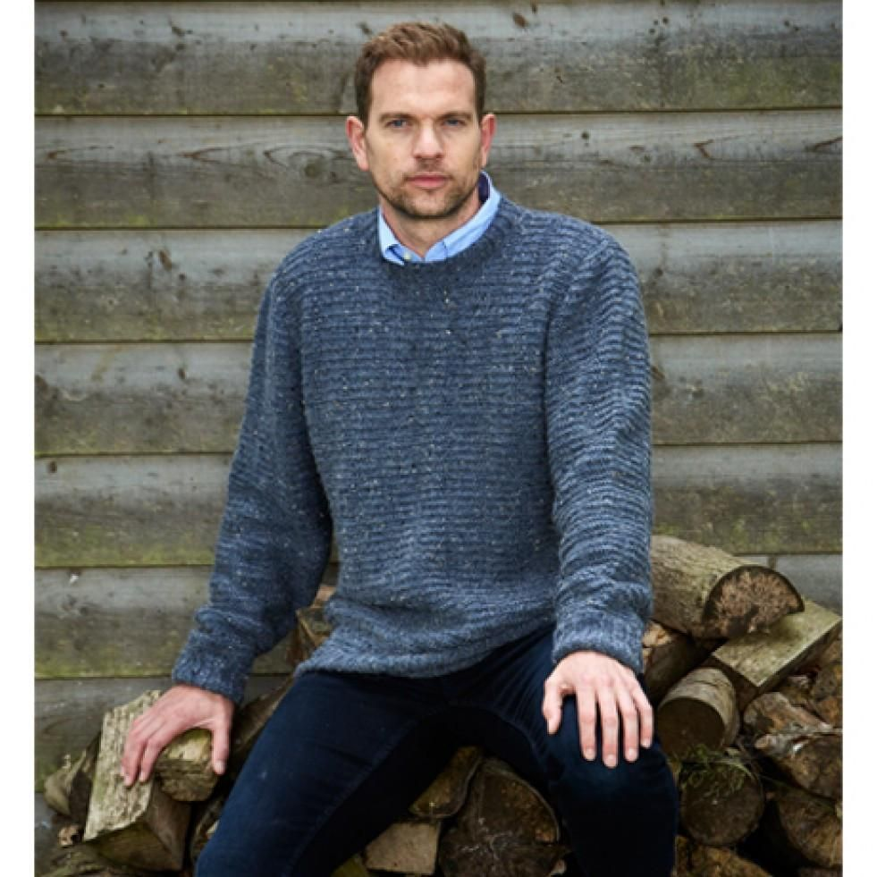 e96e6242a Stylecraft mens sweater cardigan alpaca tweed knitting pattern jpg 981x981 Tweed  dk alpaca sweater pattern