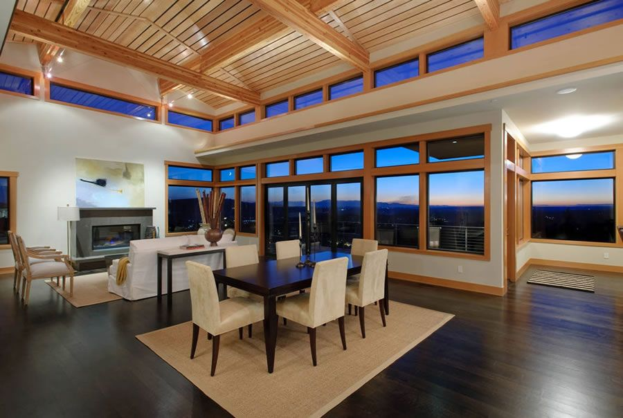 Harrison Street Residence in Issaquah, Washington by Scott Allen Architecture
