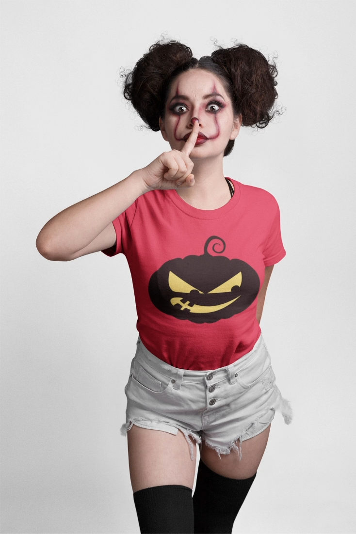 Incredible Jack O Lantern Face Halloween Costume