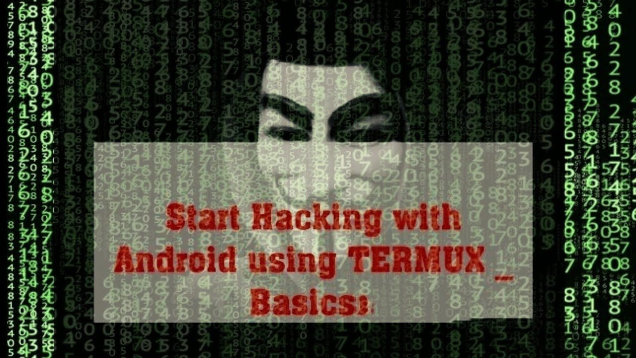 Android Start coding and hacking through (termux) an app for