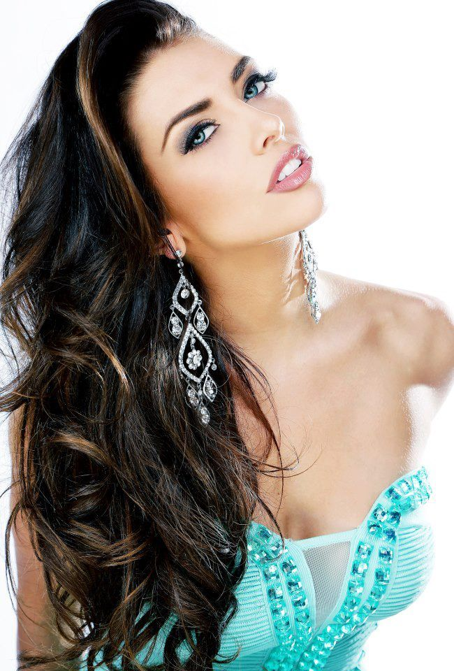 Marissa Powell Photos Photos - The 2013 Miss USA Pageant in Las ...