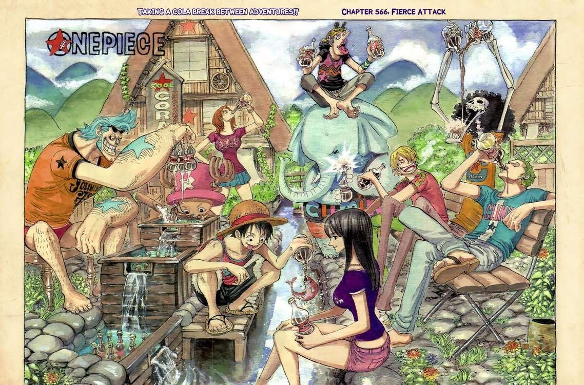 One Piece 566 One piece, Mangá one piece, Anime