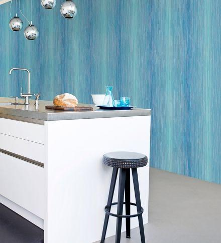 Dise o de papel pintado en la cocina papel pintado en la - Papel pintado en la cocina ...