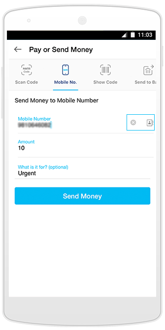 How To Transfer Money To Paytm From Bank Account